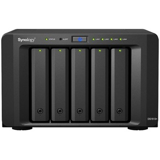 Synology DS1515 5BAY 2.4GHZ 4X GBE 4X USB3.0 2X ESATA