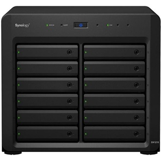 Synology DX1215 12 BAY EXPANSION UNIT F DS3615XS/12XS/11XS/2413/2015XS