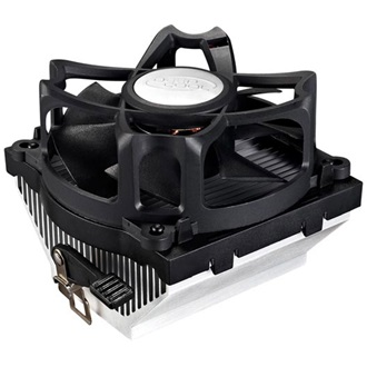 DeepCool CPU Cooler - BETA 10 (25dB; max. 69,48 m3/h; 3pin csatlakozó; 9cm)