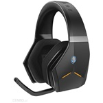Dell Alienware AW988 2.0 gaming headset fekete