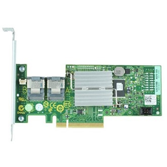 Dell Controller RAID PERC H200 Adapter Kit (no data cable incl.) for dell Servers: T110II, R210II