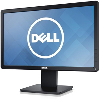 "Dell E1914H 18.5"" LED monitor fekete"