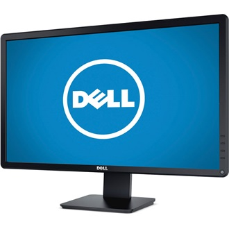"Dell E2414H 24"" LED monitor fekete"