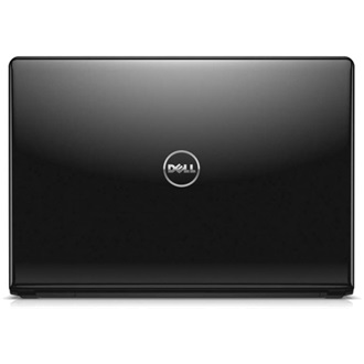 Dell Inspiron 15 Black gloss notebook Ci3 4005U 1.7GHz4GB500GBHD4400 4cell Linux