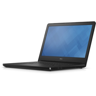 Dell Inspiron 15 Black notebook W8.1 PQC N3540 2.16GHz 4GB 500GB 4cell