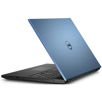 Dell Inspiron 15 Blue notebook Ci7 5500U 2.4GHz 4GB 500GB GF840M 4cell Linux