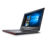 Dell Inspiron 7566 gamer notebook fekete