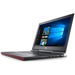 Dell Inspiron 7567 gaming notebook fekete