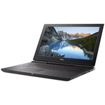 Dell Inspiron 7577 gaming notebook fekete
