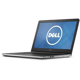 Dell Inspiron 15 Gray notebook Touch Ci7 6500U 2.5GHz 8G 256GB SSD R5 M335 Linux