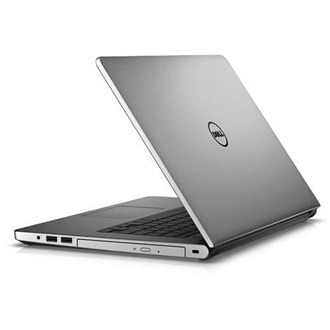 Dell Inspiron 15 Silver notebook A6-7310 2.2GHz 4GB 500GB Radeon R5 4cell Linux