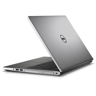 Dell Inspiron 15 Silver notebook Ci7 6500U 2.5GHz 8GB 1TB R5 M335 4cell Linux