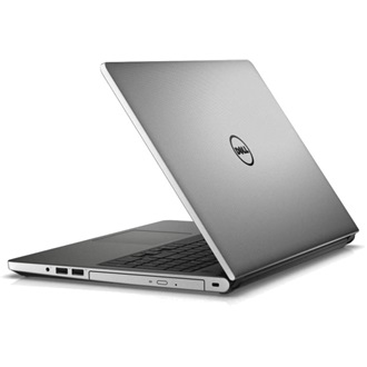 Dell Inspiron 15 Silver notebook W8.1Pro Ci3 4005U 1.7GHz 4GB 500GB HD4400