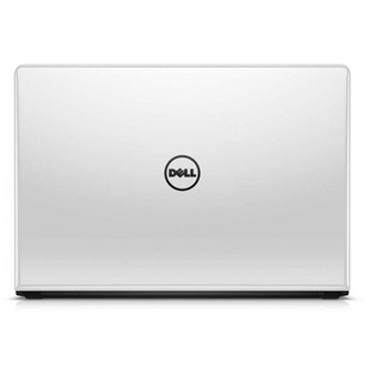 Dell Inspiron 15 White gloss notebook Ci3 4005U 1.7GHz4GB500GBHD4400 4cell Linux