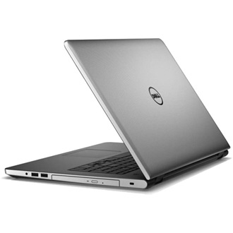 Dell Inspiron 17 Silver notebook Ci7 5500U 2.4GHz 8GB 1TB FHD GF920M 4cell Linux