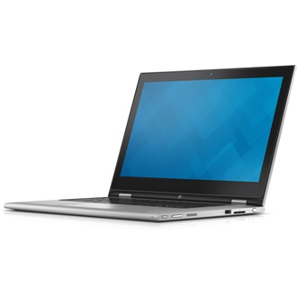 "Dell Inspiron 3147 2-in-1 11.6"" HD, Intel Pentium N3540 (2.66 GHz), 4GB, 500GB Win 10 ezüst"