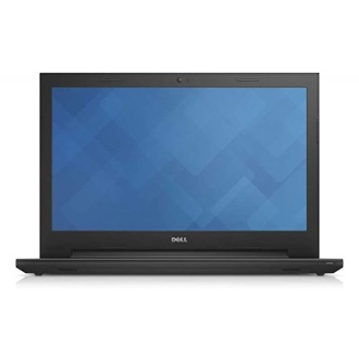 Dell Inspiron 3543 notebook piros