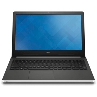 "Dell Inspiron 5558 15.6"" HD, Intel Core i3-5005U (2.00 GHz), 4GB, 1TB, NVIDIA GeForce 920M Win 8.1 fehér"