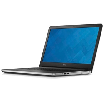 Dell Inspiron 5558 notebook matt ezüst