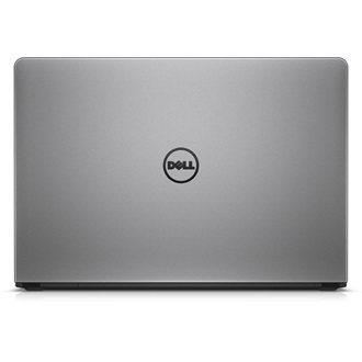 "Dell Inspiron 5559 15.6"" HD, Intel Core i5-6200U (2.80 GHz), 4GB, 1TB, R5 M335 4GB, Win 10, ezüst"