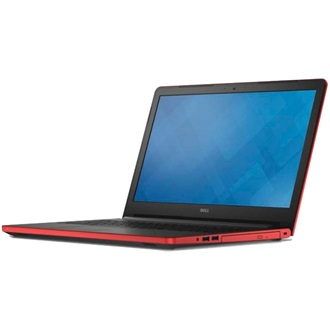 Dell Inspiron 5559 notebook piros