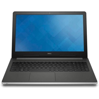 Dell Inspiron 5559 notebook ezüst