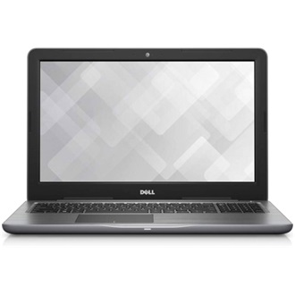 Dell Inspiron 5567 notebook szürke