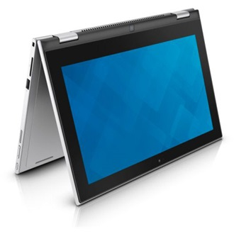 Dell Inspiron 7347 notebook ezüst
