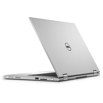 "Dell Inspiron 7359 2in1 13.3"" FHD i7-6500U (3.10 GHz), 8GB, 500GB, Intel HD, Win 10 ezüst"
