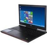 Dell Inspiron 7566 notebook fekete