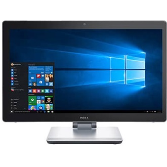 "Dell Inspiron AIO 7459 23.8"" FHD Touch IPS i7-6700HQ (3.50 GHz), 16GB, 1TB, NVIDIA 940M 4GB, Win 10 fekete"