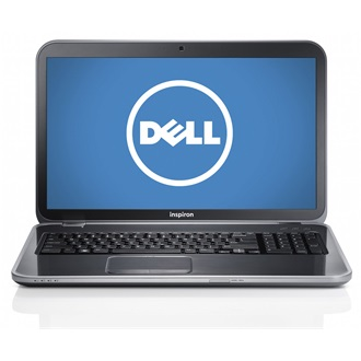 Dell Inspiron 5737 notebook ezüst