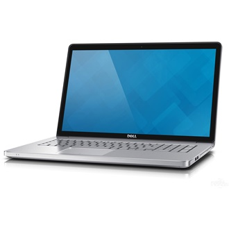 Dell Inspiron 7746 notebook ezüst