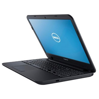 Dell Inspiron 3521 notebook fekete