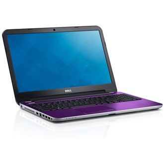 Dell Inspiron 5537 notebook lila