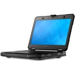 Dell Latitude 14 Rugged notebook fekete