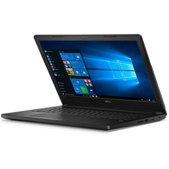 Dell Latitude 3570 notebook fekete