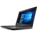 Dell Latitude 5580 notebook fekete