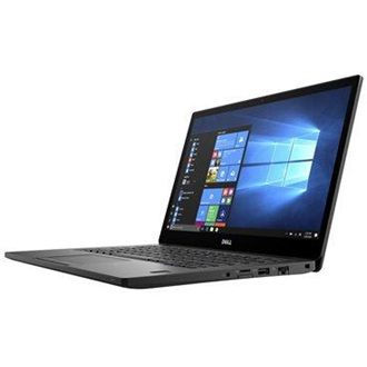 Dell Latitude 7480 notebook fekete