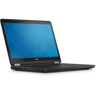 Dell Latitude E5250 notebook fekete
