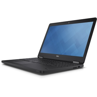 Dell Latitude E5550 notebook Ci5 5300U 2.3GHz 8GB 128GB SSD HD5500 4cell Linux
