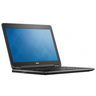 Dell Latitude E7250 notebook fekete