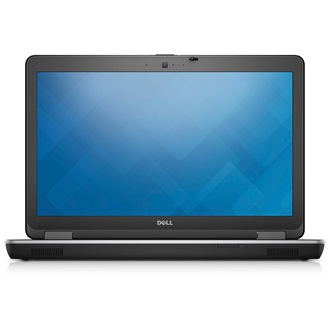 Dell Latitude E6540 notebook ezüst