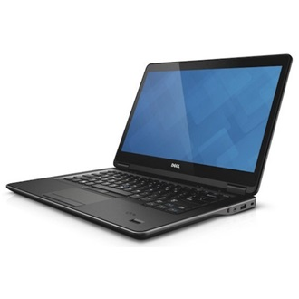 Dell Latitude E7240 notebook fekete