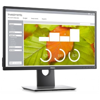 "Dell P2317H 23"" LED monitor fehér"