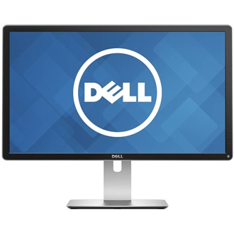 "Dell UltraSharp P2415Q 23.8"" IPS LED monitor fekete"