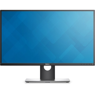 "Dell P2417H 24"" LED monitor fekete"