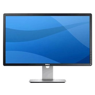 "Dell P2214H 21.5"" IPS LED monitor fekete"