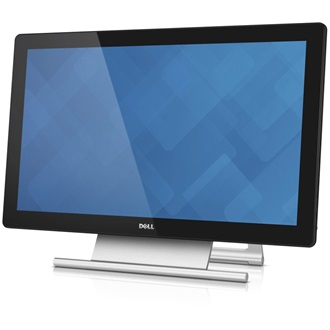 "Dell P2714T 27"" touchscreen LED monitor fekete"