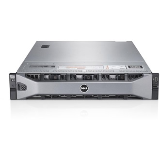 Dell PowerEdge R720 2U rack szerver